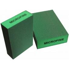 Блок абразивный 4-х сторонний 98x69x26мм Р220 MICROFINE HOLEX HAS-99801
