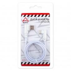 Дата -кабель зарядный Type C Белый (угловой)  A0605032 ARNEZI 1297406