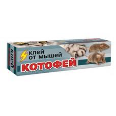 Клей 60г Котофей (от грызунов) 10/40 ВХ  00000016285