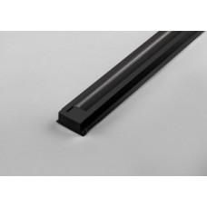 Шинопровод Feron  для овых св-ков черный 1м (цена за шт) токовод заглушка крепление CAB1003 10340 ТРЕК 640683