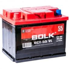 Аккумулятор  Standart 55 А/ч EN450 А прямая L+ 242*175*190  BOLK 282213