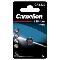 Элемент питания  CR1220  BL1 Camelion 214401