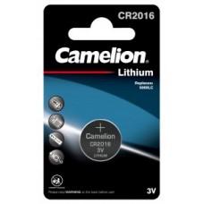 Элемент питания  CR2016  BL1 Camelion 17893