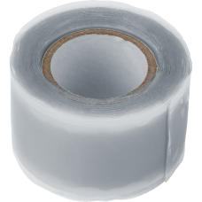Изолента 25мм/3м NIT-SFSR25-3-WH силиконовая самослипающаяся белая, 14061 Navigator 770727