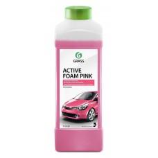 Пена Активная пена «Active Foam Pink» Цветная пена кан. 1л GraSS GRASS 113120