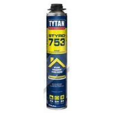 Клей 750мл Tytan O2 для наружней теплоизоляции пенополистирол под пистолет