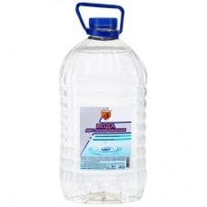 Вода дистилированная ELTRANS 5л EL-0901.04