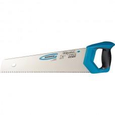 "Ножовка по дереву ""PIRANHA"", 450 мм, 11-12 TPI, зуб - 3D, каленый зуб, 2-х комп. рук-ка// GROSS 24103"