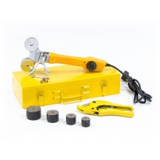 Аппарат для сварки пластиковых труб DWP-750, 750Вт, 260-300 град., 20-40мм.// Denzel 94203