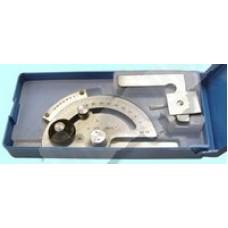 Угломер 0-180 тип 1 5УМ с носиусом цена дел.5мин. для измерения наружних углов