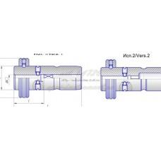 Головка переходная для крепления метчика 6251-4006,02
