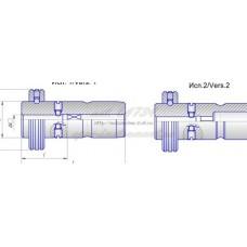 Головка переходная для крепления метчика 6251-4006,03