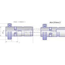 Головка переходная для крепления метчика 6251-4006,04