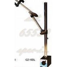 Штатив магн. c 2-х звенной консолью, стойка d20х550, консоли d16х360 и d10х160 (СZ-12DL) усилие отрыва 120кг
