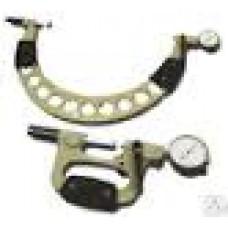 Скоба Индикаторная СИ- 50, 0-01 мм с индикатором ИЧ 10-2М кл.точн.1   Гост 11098-75