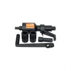 Ключ баллонный 32*33 с УКМ удл. (АвтоDело)(пластм/ф.) (40301)