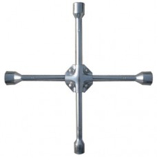 Ключ баллоный-крест(17*19*21*22) усиленный 16ммMatrix Professional 14244
