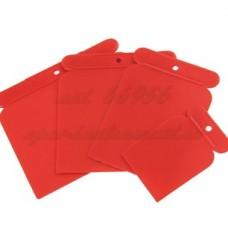 Набор шпателей из пластика 1201801