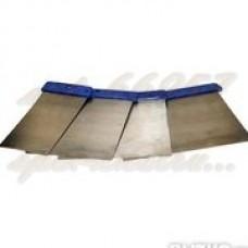 Набор шпателей из нерж. (50, 80, 100, 120 см) 1201802