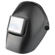 Маска сварщика защитная стекло 110х90мм Сибртех 89116
