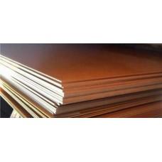 Текстолит листовой 15 мм.  (цена за 1кг) 1000х2000 мм лист ~ вес 47кг  ГОСТ 5-78