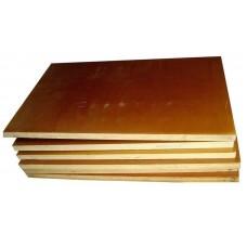 Текстолит лист ПТ-5 мм. сорт 1 ~1000*2000мм ~15кг