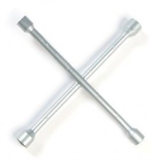 Ключ балонный крест переставной 17*19*21*1/2  Forsage F-681A500 27363