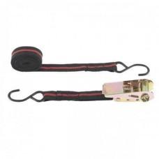 Ремень багажный с крюками, 5 м, храповой механизм Automatic// SPARTA 543385