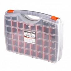 Органайзер двухсторонний  425х330х85мм, пластик// STELS Р 90710