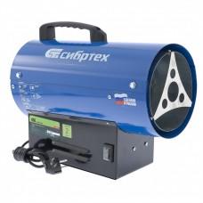 Газовый теплогенератор GH-10, 10 кВт// СИБРТЕХ 96450