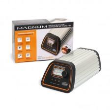 Зарядное устройство MAGNUM PCMM-18 для АКБ 12V (0.4-18A) автомат 220V /1/4 PCMM-18
