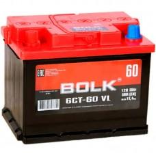 Аккумулятор BOLK 60 А/ч обр EN500 AB 600