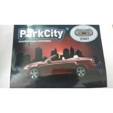Парковочный радар PARKCITY Sydney, 4 датчика, black
