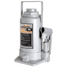 Домкрат бутылочный 30т (выс.подъема 255-415мм) АВТОСТОП AJ-030