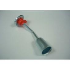 Горелка газовая (механическая большая) регулятор флажок 12-0016-4