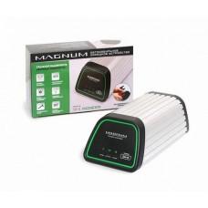 Зарядное устройство MAGNUM PCSA-8 для АКБ 12V (0.4-7A) автомат 220V /1/4