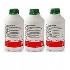 Жидкость гидроусилителя руля для европейских а/м и NISSAN (с защитой от коррозии и износа) 354мл GUNK