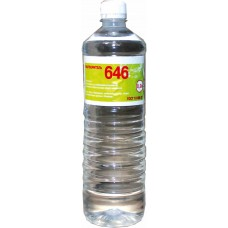 Растворитель 646 ГОСТ 1,0(0,9) литр HOLEX HAS-7363