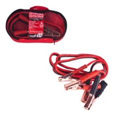 Провода прикуривания АКБ 500А 12В/24В жил 213шт ?10мм 2,5м от -40°C до +80°C сумка BOLK BK51910