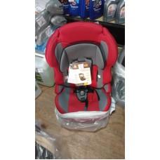 Кресло детское автомобильное группа 1-2-3 от 9кг до 36кг красное ZLATEK ATLANTIC КРЕС0166