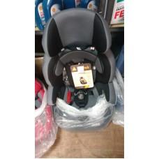 Кресло детское автомобильное группа 1-2-3 от 9кг до 36кг серое ZLATEK FREGAT KRES0482