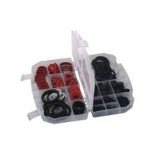 Кольца, шайбы уплотнительные резиновые, асбестовые и пластиковые, 383пр. F-771