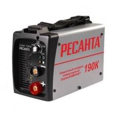 Инвертор САИ190К(компакт)  Аппарат Сварочный аппарат инверторный  Ресанта 65/36