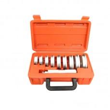 Набор алюминевых оправок для запрессовки сальников Partner PA-0638