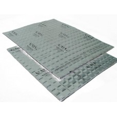 Шумоизоляция STP NoiseBlock 2, лист 0,35х0,57м, 2мм