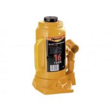 Домкрат бутылочный гидравлический 16т. СПАРТА 200-385мм 50327