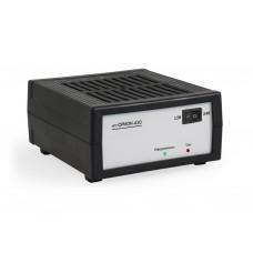 Зарядное устройство PW-410 для АКБ 12V-24V (0.4-25A) автомат 220V ОРИОН СПБ