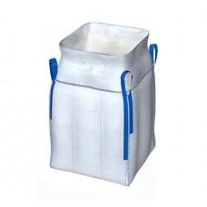 Мягкий контейнер (Биг-Бэг) МКР 95*95*130, 4-х строп, верх-клапан, низ-клапан