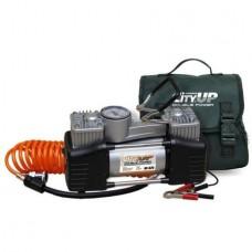 Компрессор AC- 620 DOUBLE POWER компрессор двухцилиндровый 10 Атм 60л/мин 300Вт  25А 12В
