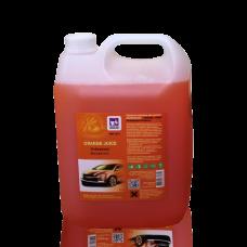 Автошампунь для бесконтактной мойки Orange Juice Professional Dosator Foam HOLEX 21 кг HAS-1829